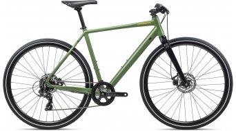 Orbea Carpe 40 28 City Велосипед, размер XL gloss urban green/матов черно модел 2021