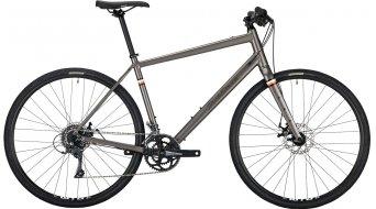 Salsa Journeyman Claris Flatbar 28 trekking bici completa . grigio mod. 2020