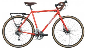 Salsa Marrakesh Drop Bar Deore 700C Reiserad Komplettbike red Mod. 2017