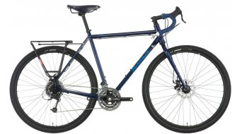 "Salsa Marrakesh Drop Bar Deore 28"" Reiserad bici completa mis. 54cm dark blue mod. 2018"