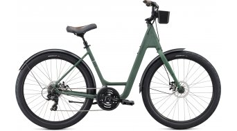 Specialized Roll Sport EQ Low Entry 27.5 Trekking 整车 型号 sage green/mint/black 款型 2020