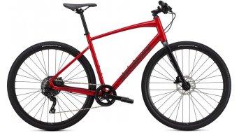 Specialized Sirrus X 2.0 28 bici de fitness bici completa flo rojo w/azul ghost pearl/negro/satin negro Mod. 2021