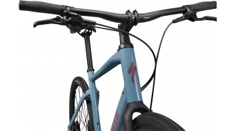 "Specialized Sirrus X 4.0 28"" Fitnessbike Komplettrad Gr. XXS storm grey/rocket red/satin black reflective Mod. 2020"