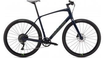 """Specialized Sirrus X 5.0 28"""" Fitnessbike bici completa mis. XS cast blu/hyper/satin nero reflective mod. 2020"""