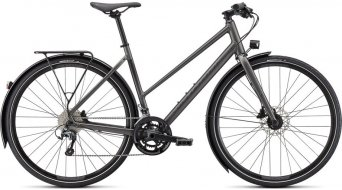 "Specialized Sirrus 3.0 EQ Step-Through 28"" Fitness bici completa da donna . satin smoke/nero reflective mod. 2022"