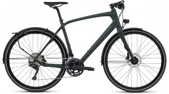 Specialized Source Expert Carbon Disc Trekkingbike Komplettbike Gr. S satin green carbon tint/charcoal/black Mod. 2016