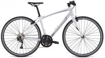 Specialized Vita Elite Fitnessbike Komplettbike Damen-Rad gloss dirty white/filthy white/pink Mod. 2016