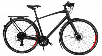 "Specialized Sirrus EQ BT 28"" Fitnessbike bici completa mis. S cast black/rocket red mod. 2019"