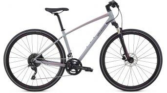 """Specialized Ariel Elite 28"""" bici de fitness Señoras bici completa cool gray/acid pink/tarmac negro reflective Mod. 2019"""