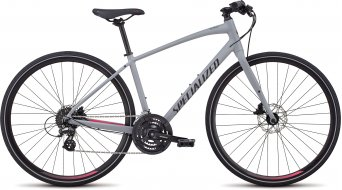"Specialized Sirrus WMN 28"" Fitness bike bike ladies version size L cool gray/acid pink/acid red 2018"