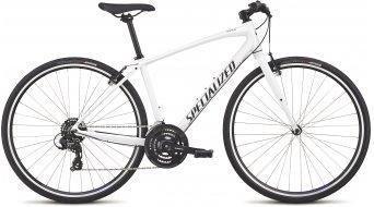"Specialized Sirrus WMN V 28"" Fitnessbike Komplettrad Damen-Rad metallic white/tarmac black Mod. 2018"