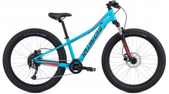 "Specialized Riprock Comp 24"" 整车 儿童 型号 27.9厘米 (11"") nice blue/rocket red/black 款型 2020"