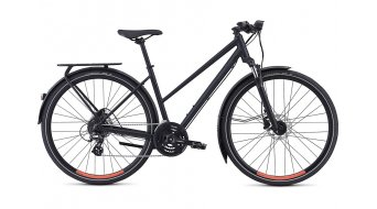 "Specialized Crosstrail EQ Step Through BT 28"" Fitnessbike bici completa mis. S cast black/acid lava mod. 2019"