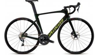 "Specialized Venge Expert disc 28"" road bike bike size 56cm tarmac black/green chameleon/team yellow 2019"