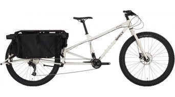 "Surly Big Fat Dummy 29+/26"" Lastenrad 整车 型号 thorfrost white 款型 2020"