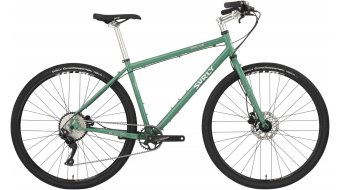 Surly Bridge Club 700C bike illegal smile green 2020