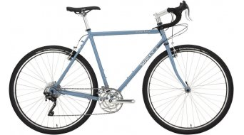 Surly Long Haul Trucker 700C Reiserad úplnýrad blue suit of leisure model 2019