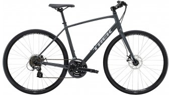 "Trek FX 1 disque 28"" Fitness vélo vélo taille solid charcoal Mod. 2021"
