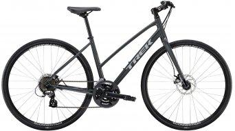 """Trek FX 1 Disc Stagger 28"""" Fitnessbike úplnýrad solid charcoal model 2021"""