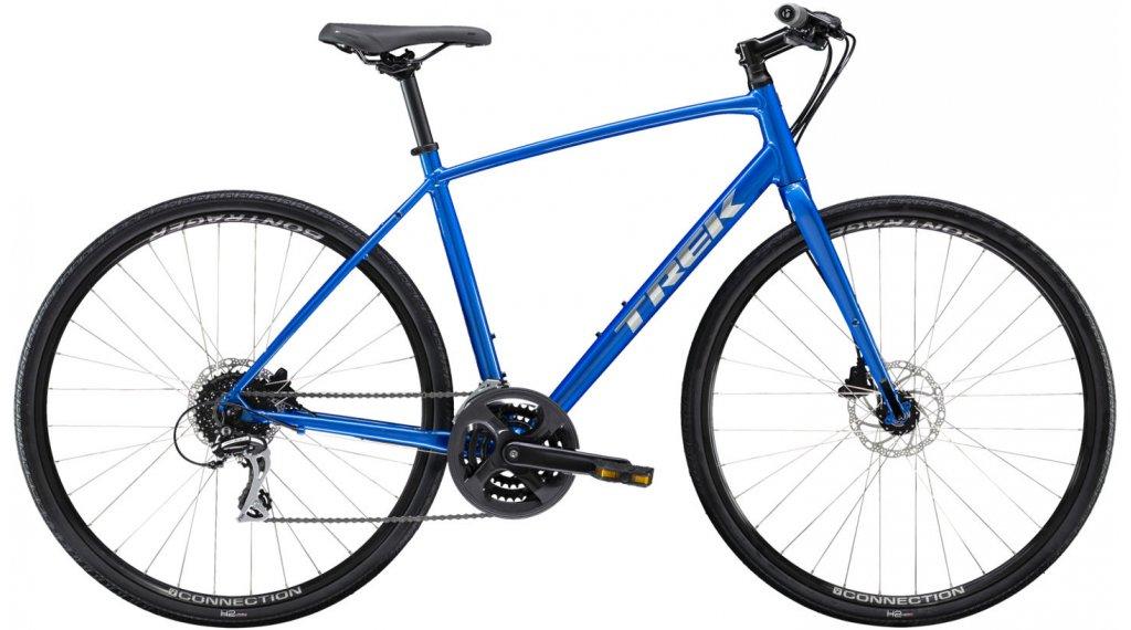 """Trek FX 2 碟刹 28"""" Fitnessbike 整车 型号 S alpine blue 款型 2020"""