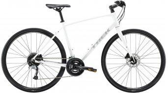 """Trek FX 3 Disc 28"""" Fitnessbike Komplettrad Gr. XL crystal white Mod. 2020"""