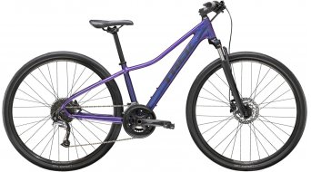 "Trek Dual Sport 3 28"" City/Trekking 整车 女士 型号 XS purple flip 款型 2020"