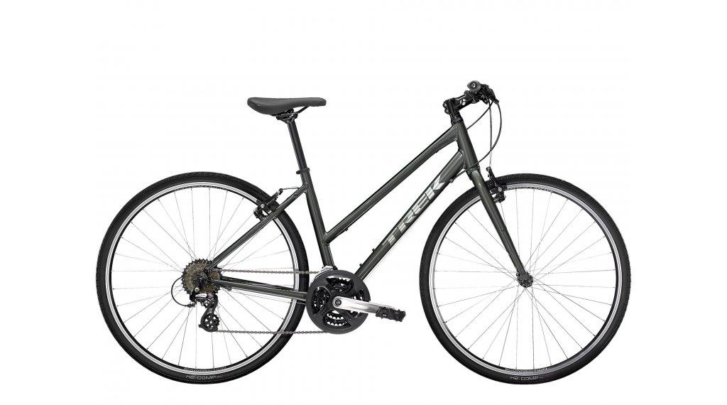 """Trek FX1 Stagger 28"""" Fitnessbike fiets maat.#*en*#M#*en*# lithium #*en*#grijs model#*en*#2022"""