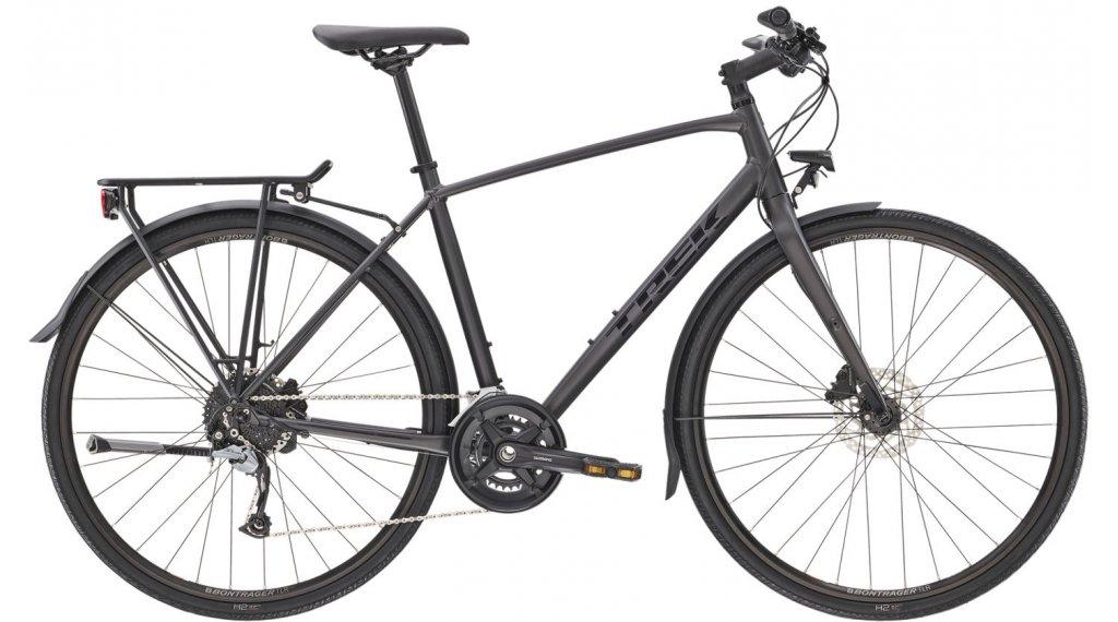 "Trek per 3 Disc Equipped 28"" Fitnessbike bici completa mis. M dnister nero mod. 2021"