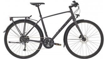 "Trek FX 3 Disc Equipped 28"" Fitnessbike Komplettrad dnister black Mod. 2021"