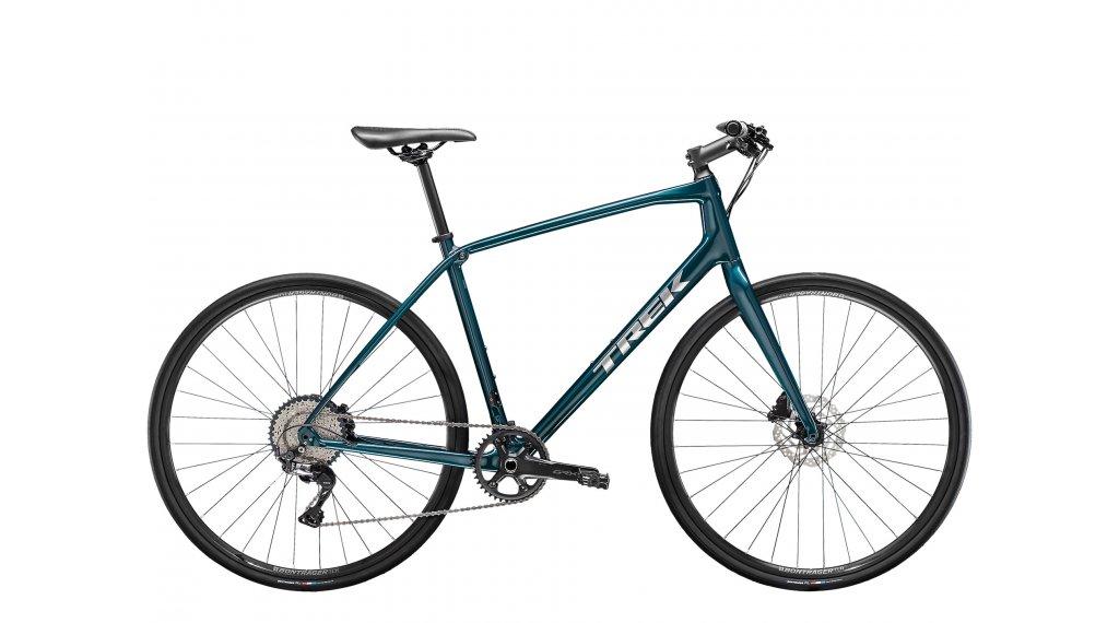 Trek FX 4 Sport carbono 28 bici de fitness bici completa tamaño XS dark aquatic carbono smoke Mod. 2021