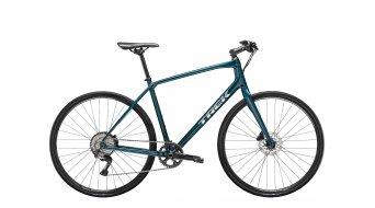 Trek FX 4 Sport carbono 28 bici de fitness bici completa dark aquatic carbono smoke Mod. 2021