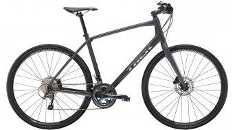 """Trek FX Sport 5 28"""" Fitnessbike Komplettrad matte dnister black Mod. 2021"""