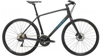 "Trek FX Sport 6 28"" bici de fitness bici completa matte trek negro Mod. 2021"