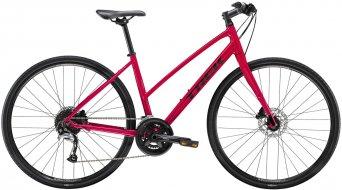 "Trek per 3 Disc Stagger 28"" Fitnessbike bici completa . magenta mod. 2021"