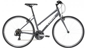 Trek FX Stagger WSD Fitnessbike Komplettrad Damen-Rad metallic charcoal Mod.
