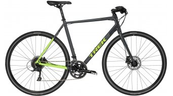 Trek Zektor 3 Fitness bike bike gloss & mat trek black/volt green 2018