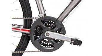 "Trek FX 2 Disc 28"" bici de fitness bici completa tamaño M (17.5"") metallic gunmetal Mod. 2018"