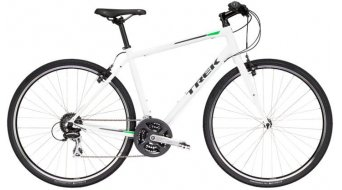 Trek FX 2 bici de fitness bici completa trek blanco Mod. 2018