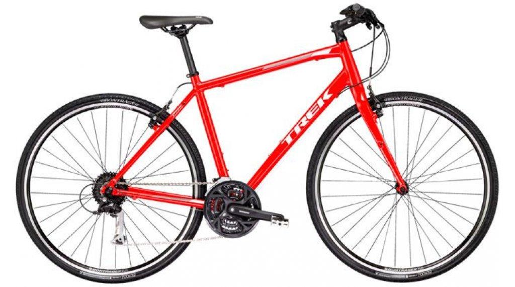 "Trek per 3 Fitnessbike bici completa mis. L (20"") viper red mod. 2018"