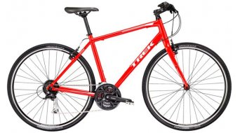 Trek FX 3 Fitness bike bike viper red 2018