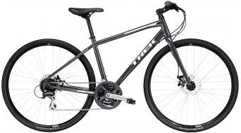 "Trek FX 2 Disc WSD 28"" bici de fitness bici completa Señoras-rueda solid charcoal Mod. 2018"