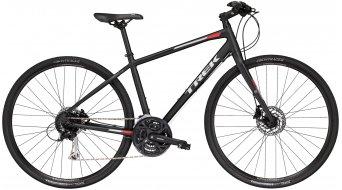"""Trek FX 3 Disc WSD 28"""" bici de fitness bici completa Señoras-rueda matte Trek negro Mod. 2018"""