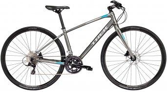 "Trek FX S 4 WSD 28"" bici de fitness bici completa Señoras-rueda matte anthracite Mod. 2018"