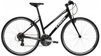"""Trek FX 1 Stagger 28"""" Дамско фитнес колело, размер Trek черно модел 2019"""