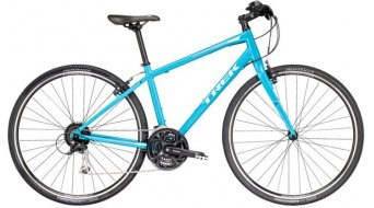 Trek FX 3 WSD Fitness bike bike ladies version california sky blue 2018