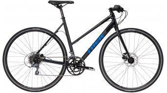 Trek Zektor 2 Stagger WSD Fitness bike bike ladies version gloss/mat trek charcoal 2018
