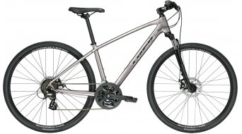 "Trek Dual Sport 1 28"" трекинг велосипед Велосипед, размер сив металик модел 2019"