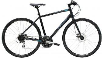 Trek FX 2 disc Fitnesswheel bike mat Trek black 2019