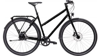 "Tout Terrain Amber Road Select 21.3 Trapez 29"" trekking bike ladies black hochglanz 2021"