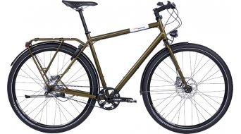 Tout Terrain Amber Road 29 Urban Custom bici completa